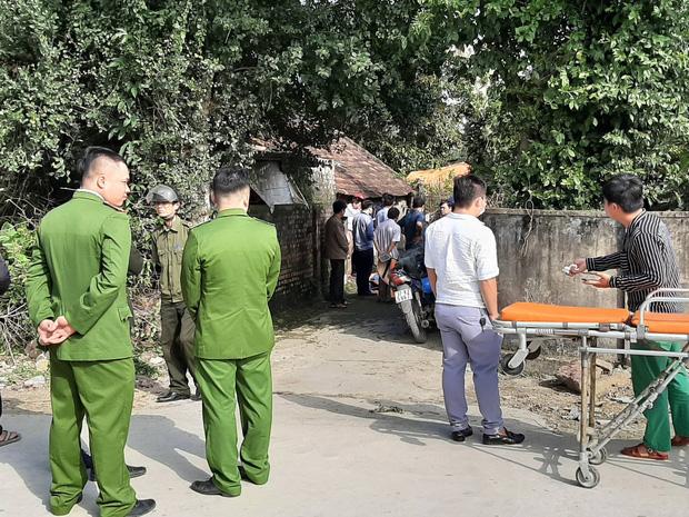 Nghệ An: Con gái nằm tử vong ngoài sân, mẹ chết trong tư thế treo cổ 1