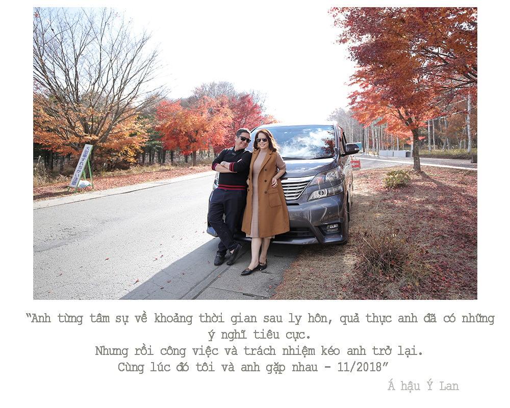 NSƯT Chí Trung lộ ảnh thân mật cùng bạn gái Á hậu doanh nhân  3
