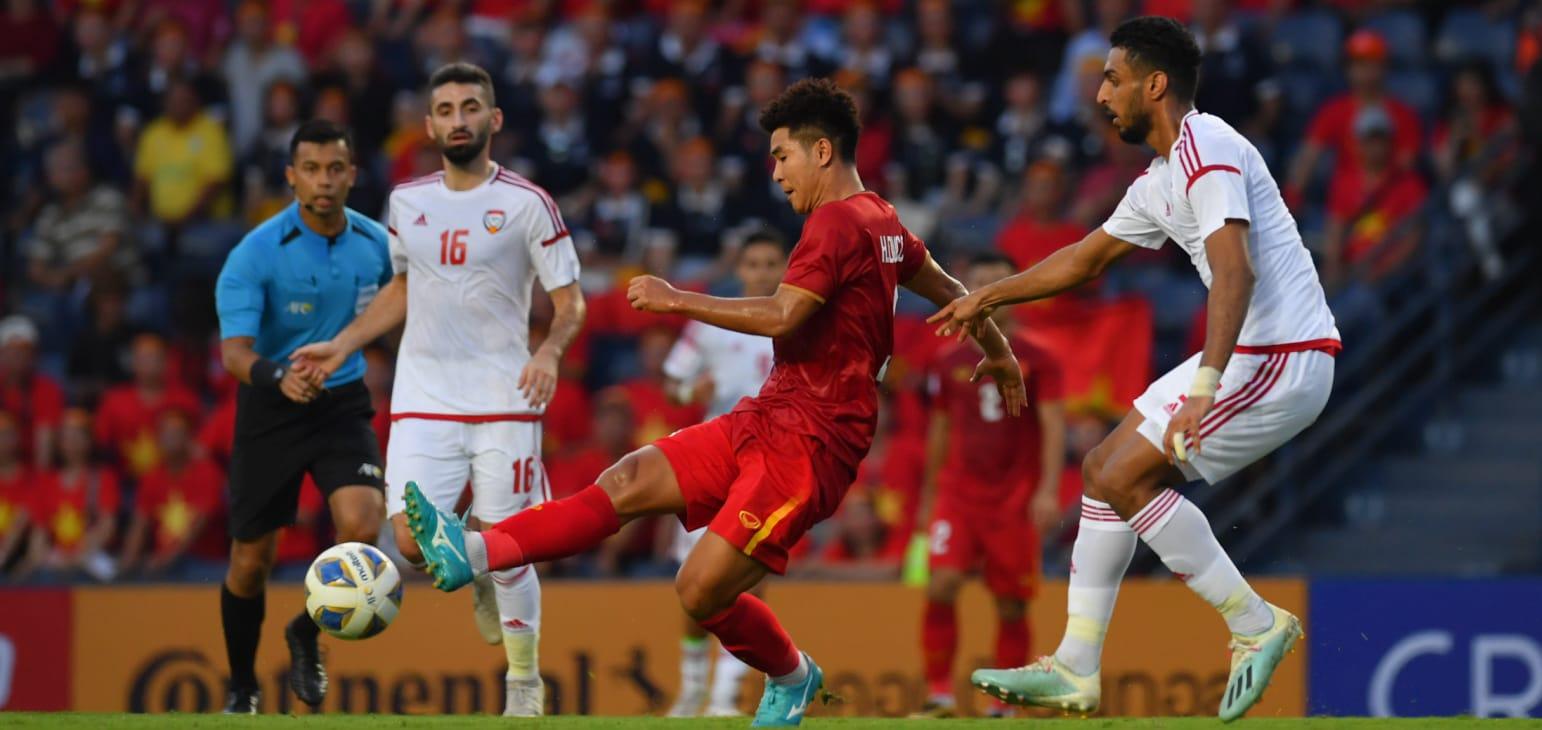 Báo Ả Rập chỉ ra điểm yếu cố hữu báo hại cả U23 UAE và U23 Việt Nam 1
