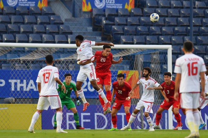 Cầm hòa được đối thủ có giá trị gấp 18 lần, báo TQ ca ngợi U23 Việt Nam hết lời 3