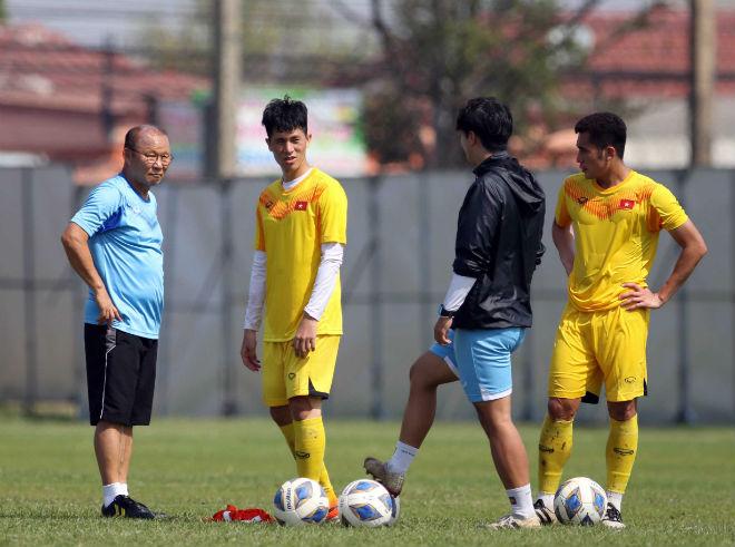 U23 Việt Nam vs U23 Jordan: Đây là lúc cần 'phép màu' của HLV Park Hang-seo 1