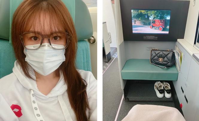 Sao Việt hoá ninja đi chơi Tết giữa 'bão' virus Corona khiến 132 người chết 2