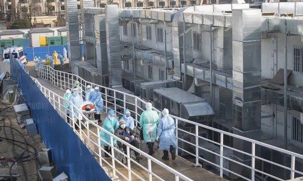 Dịch virus Corona: Gần 500 người đã tử vong, 24.534 ca nhiễm 1