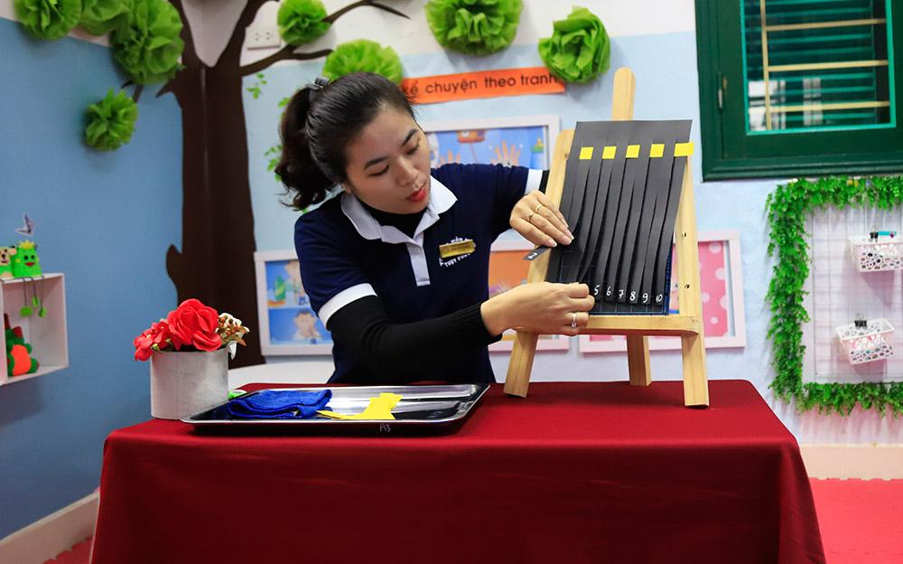 Giáo viên Hà Nội sáng tạo nhiều cách dạy trực tuyến mới cho học sinh 6