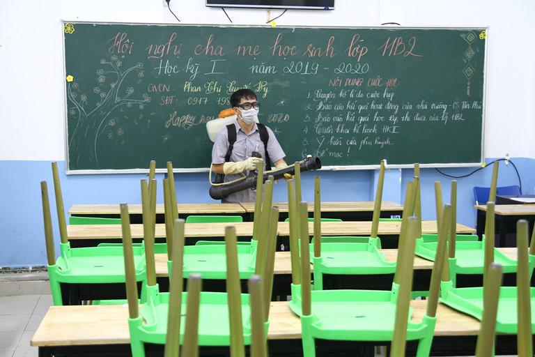 Dịch virus Corona: Đã có 41 Sở GD-ĐT tiếp tục cho học sinh nghỉ học 3