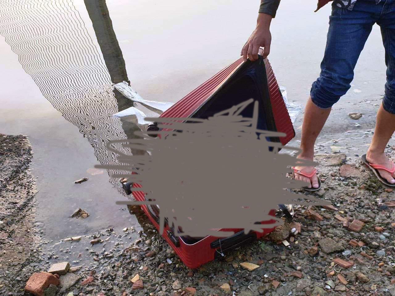 Thông tin mới vụ phát hiện thi thể nữ giới trong vali ở Đà Nẵng 1