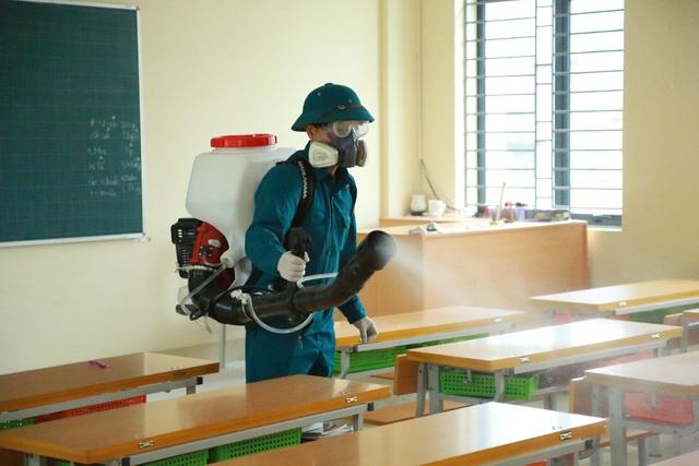 Danh sách các Sở GD-ĐT tiếp tục cho học sinh nghỉ học vì virus Corona 3