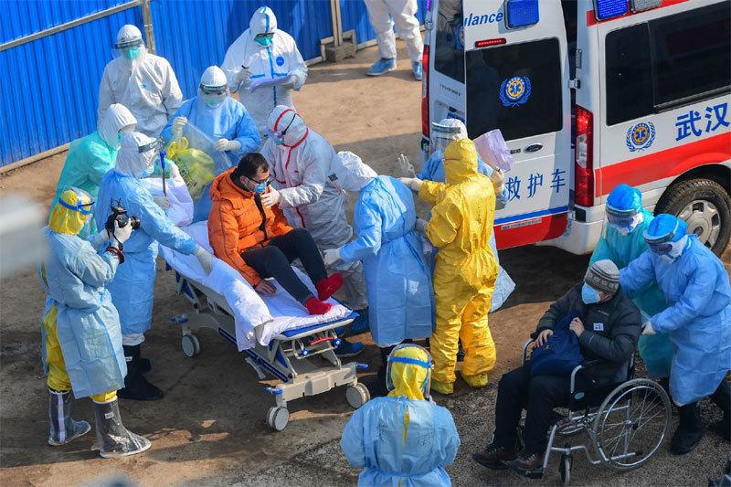 Công dân Mỹ, Nhật tử vong vì virus Corona ở Vũ Hán 1