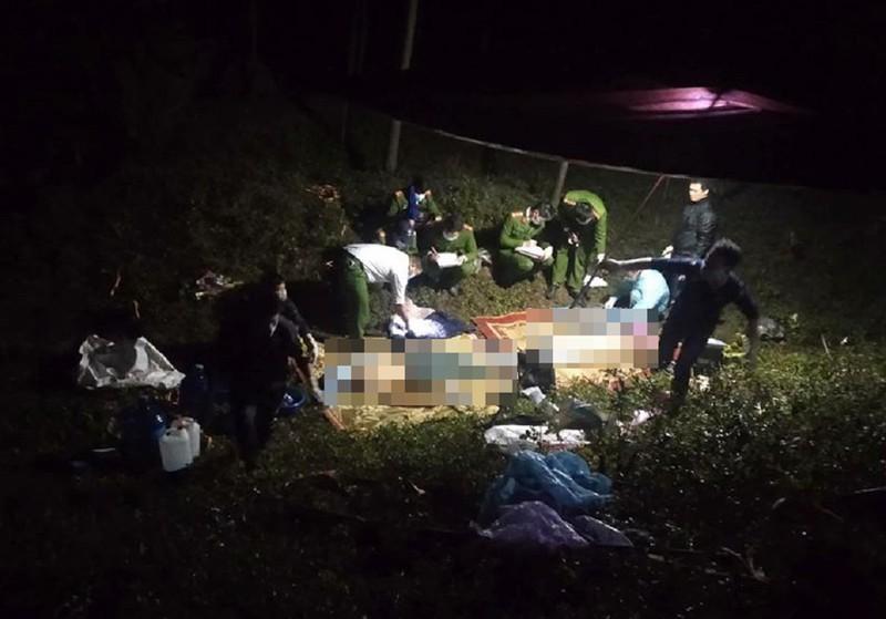 Tai nạn giao thông ngày 13/2: Cả nhà 3 người tử vong trên đường đi lễ chùa 1
