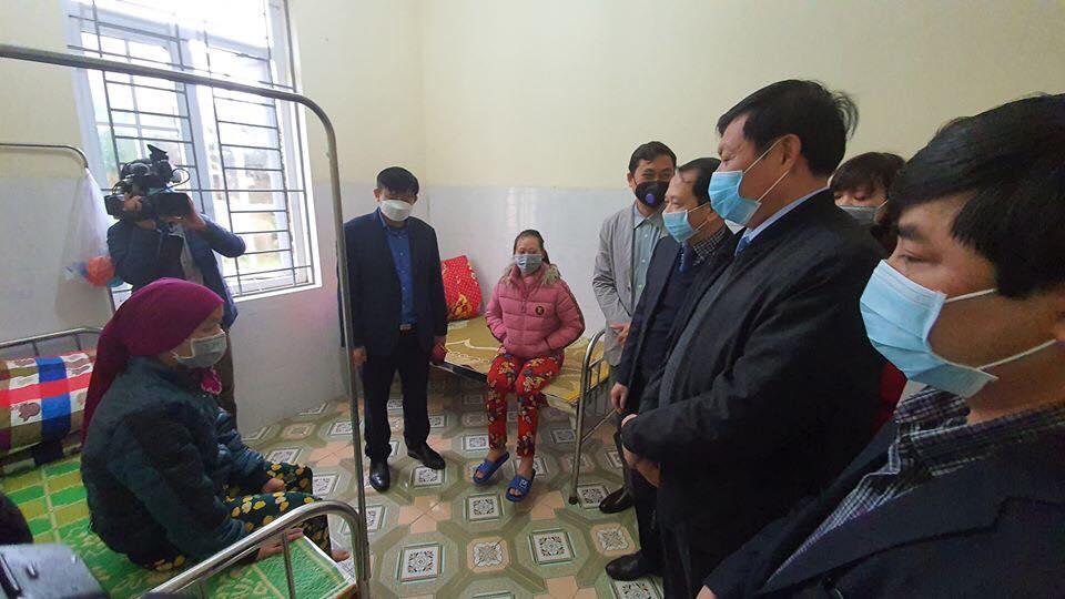 Phòng dịch Covid-19: Tổ công tác Bộ Y tế trực 24/24h ở 'tâm dịch' Vĩnh Phúc 4