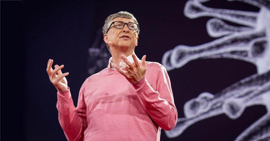 Dịch Covid-19: Giật mình với lời tiên tri của tỷ phú Bill Gates 5 năm trước 1