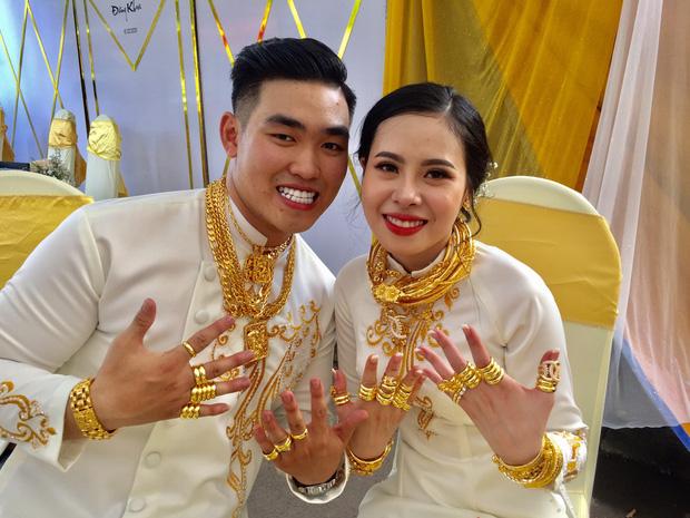 Chú rể số hưởng được chị vợ tặng 49 cây vàng và 2,5 tỷ làm của hồi môn 2