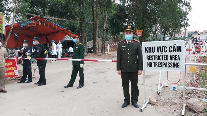 Dịch Covid-19: Sự thực về 315 người ở xã Sơn Lôi rời khỏi địa phương 1