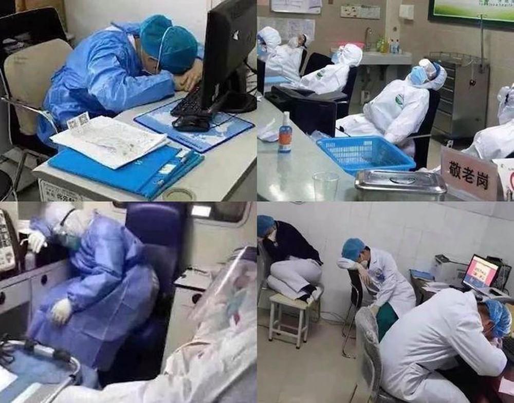 Kiệt quệ trên tuyến đầu chống dịch Corona, 2 y tá từ Vũ Hán cầu cứu đồng nghiệp 3