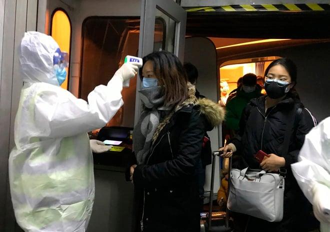 Dịch Covid-19: Số ca nhiễm ở 49 quốc gia lần đầu vượt Trung Quốc 1