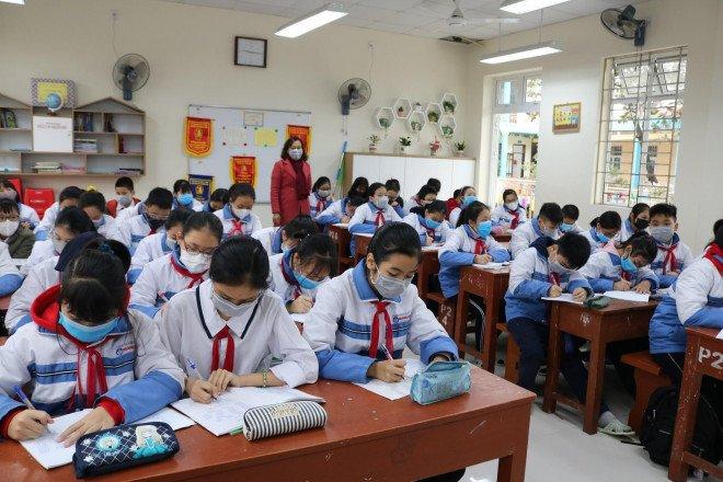 Phòng dịch Covid-19: Hà Nội chính thức chốt lịch cho học sinh nghỉ học 2