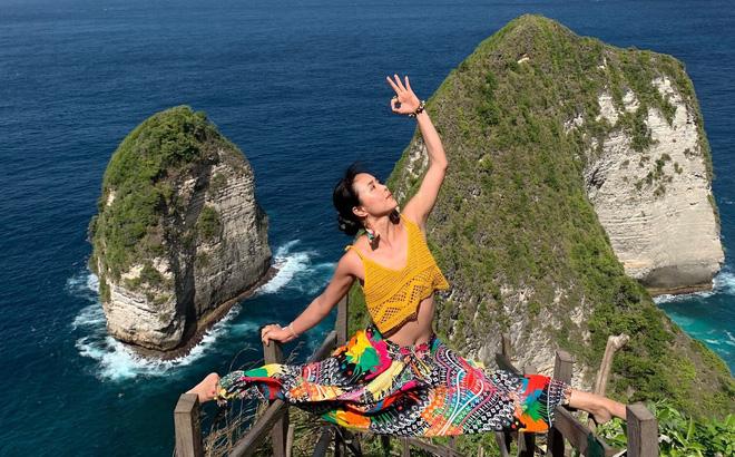 Cô gái Việt gây sốt với bộ ảnh tập yoga vòng quanh thế giới tuyệt đẹp 3