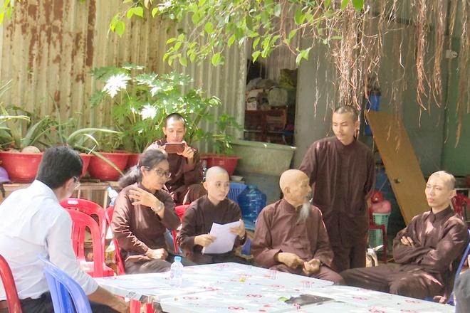 Tịnh thất Bồng Lai bị kiểm tra hành chính sau loạt lùm xùm 2
