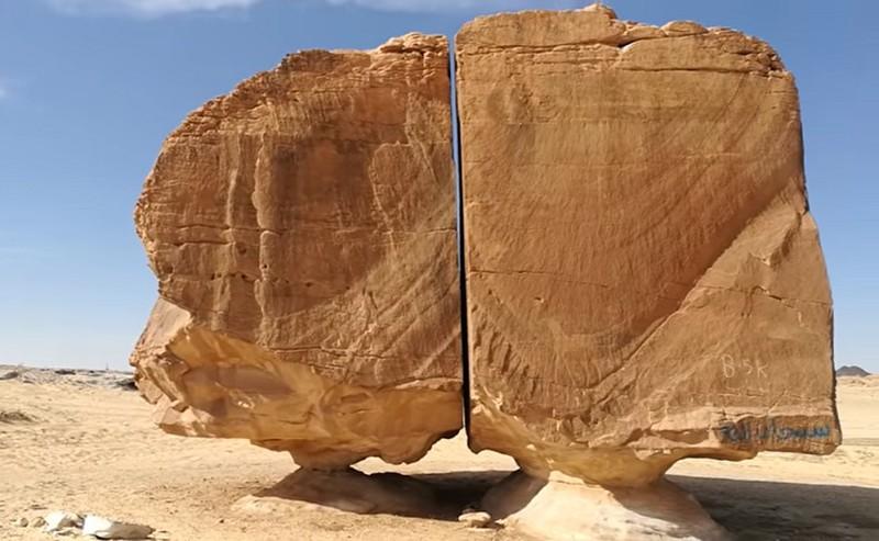 Vết cắt hoàn hảo trên khối đá hơn 10.000 tuổi khiến khoa học bó tay 1