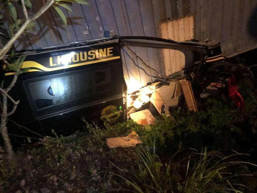 Thông tin mới vụ xe container đè bẹp limousine khiến 3 người tử vong 3
