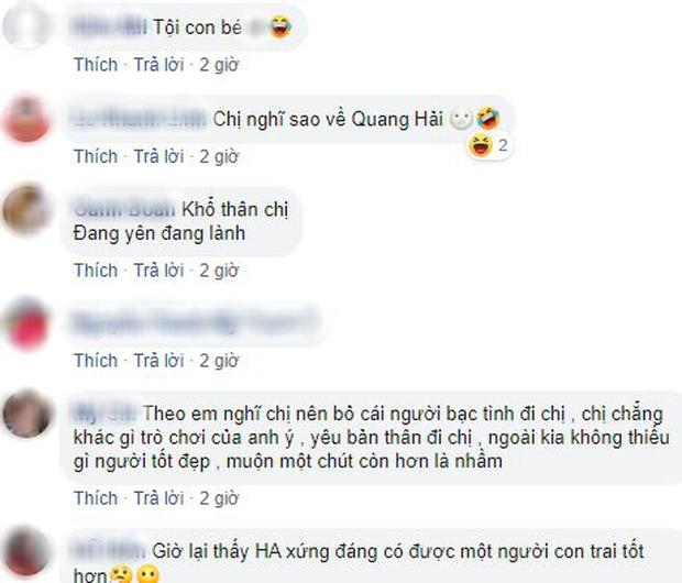 Quang Hải lộ clip 'nhún nhảy Hồ Tây', fan nhắn nhủ: 'Huỳnh Anh quay xe' 5