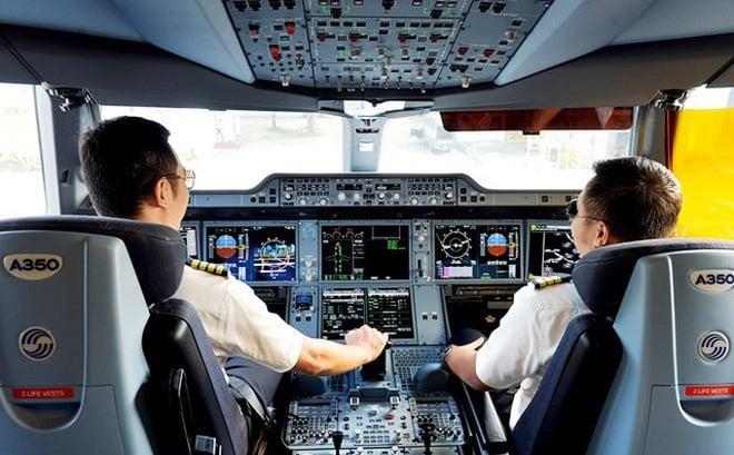 Gần 30 phi công Pakistan đang làm việc tại Việt Nam bị đình chỉ bay 1
