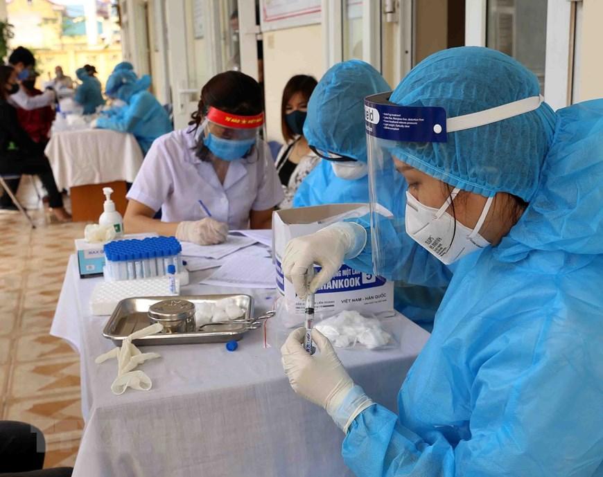Hà Nội đã xuất hiện 2 chùm ca COVID-19 liên quan đến ổ dịch Đà Nẵng 1