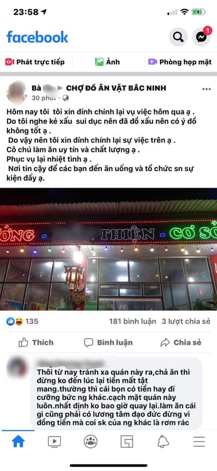 Vụ cô gái bị 'Đường Nhuệ' quán nướng bắt quỳ gối: Chủ tịch TP Bắc Ninh yêu xầu xử nghiêm 3