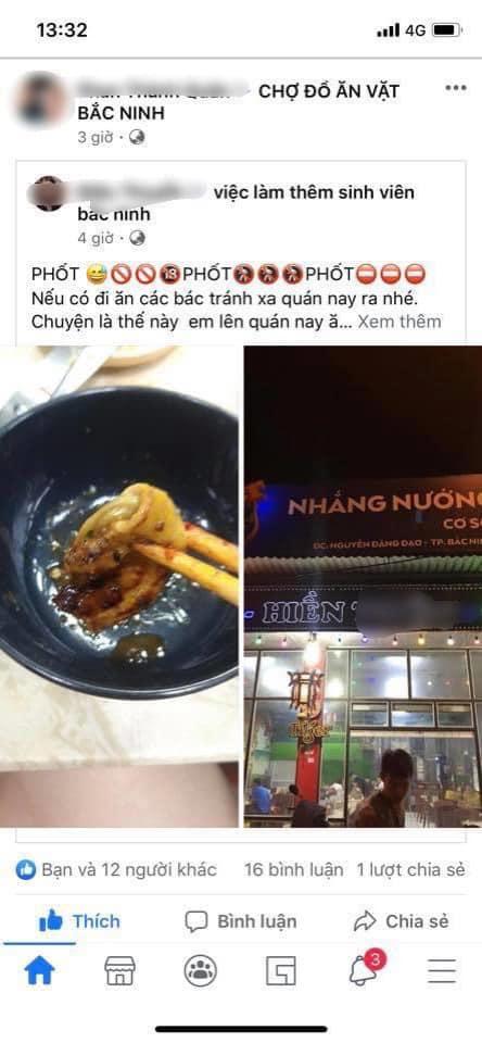 Vụ cô gái bị 'Đường Nhuệ' quán nướng bắt quỳ gối: Chủ tịch TP Bắc Ninh yêu xầu xử nghiêm 1