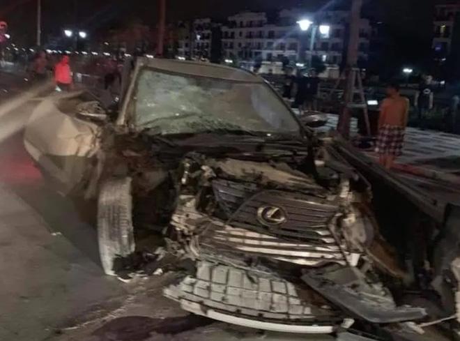 Thiếu gia lái xe Lexus tông nữ cán bộ công an tử vong có nồng độ cồn vượt khung  3