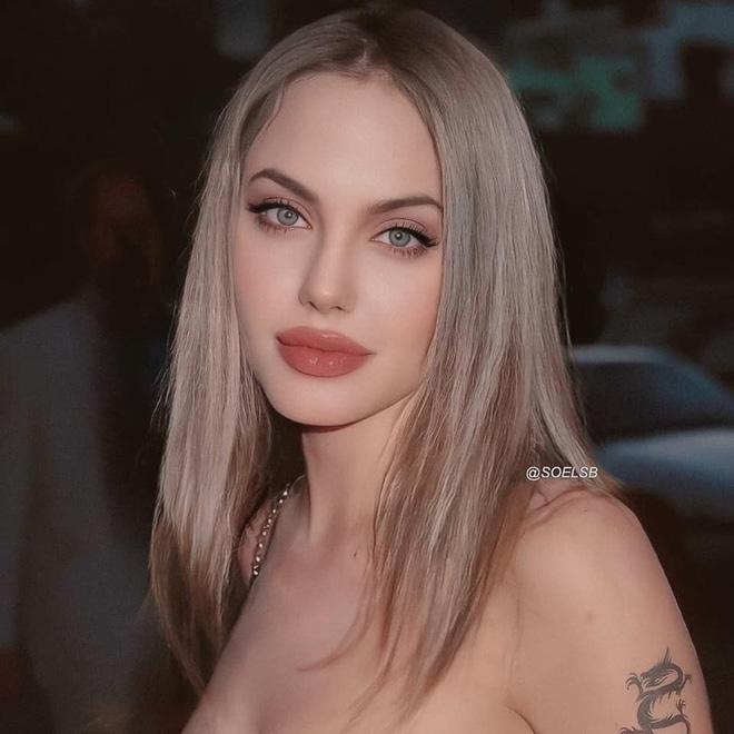 Bộ ảnh thuở xuân thì của Angelina Jolie khiến dân tình không thể rời mắt ngắm nhìn 2