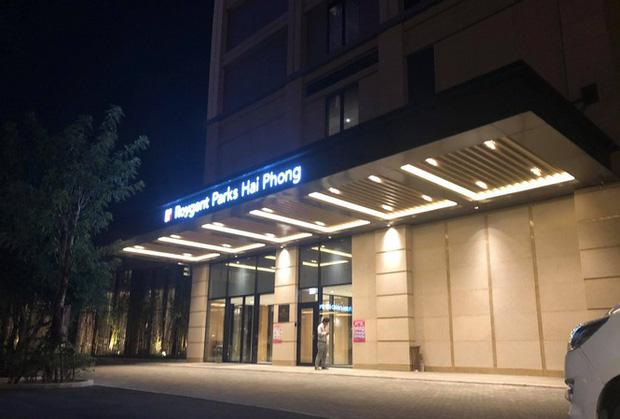 Xuất hiện ca nghi mắc COVID-19, một tầng khách sạn 5 sao ở Hải Phòng bị phong toả 1