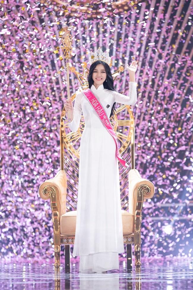 Hoa hậu Đỗ Thị Hà lên tiếng về những phát ngôn dung tục, được 'ông chú' đồng hương nâng đỡ 1