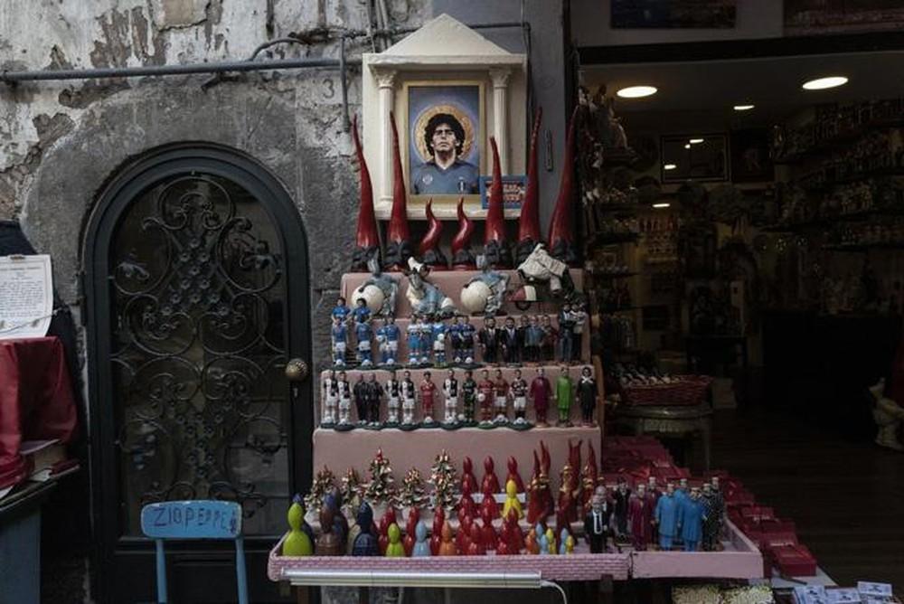 'Tôn giáo Maradona' với hàng trăm nghìn tín đồ, được lập hẳn nhà thờ ở nhiều nơi 5