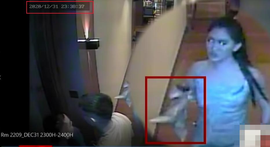 افشای تصویر نهایی مهماندار زیبای تجاوز شده در یک هتل 4