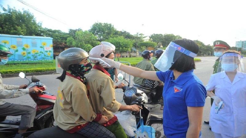 اطلاع رسانی از یافتن اضطراری مسافران در پرواز VN213 از Noi Bai به Ho Chi Minh City 2