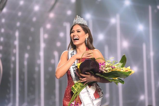 Miss Universe 2020 dù nâng cao tinh thần chống Covid-19 nhưng vẫn bị đánh giá ngừa dịch 'giả trân' 1