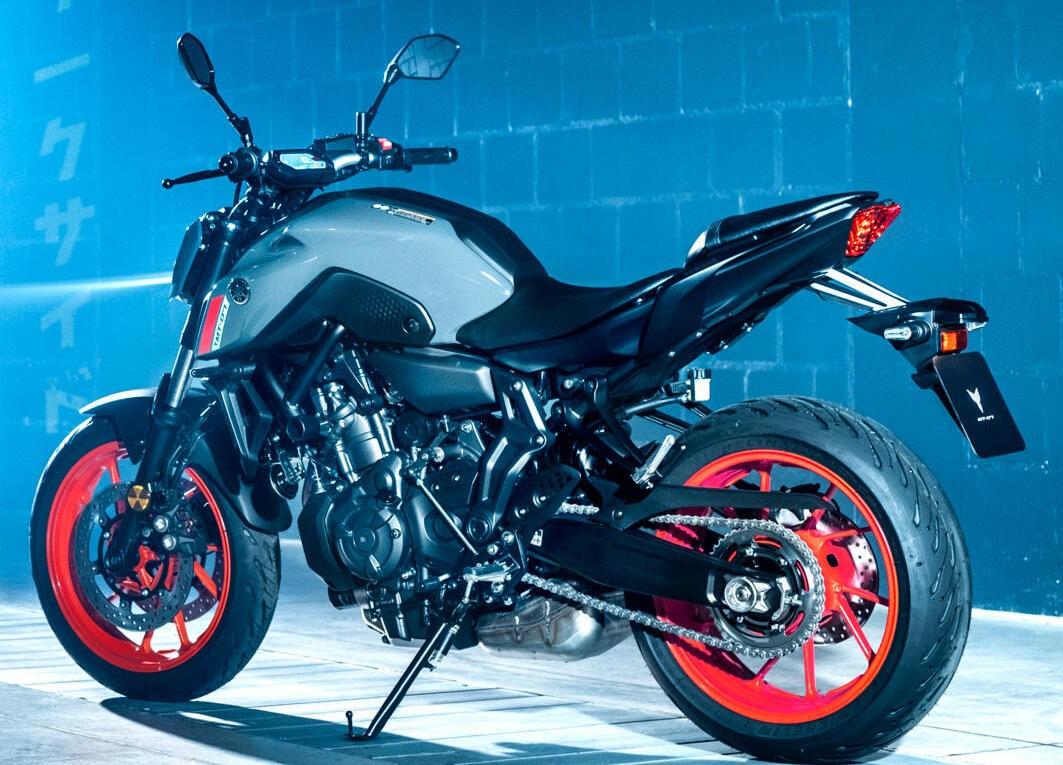 Yamaha ra mắt siêu phẩm mới khiến tất cả phải ao ước 3