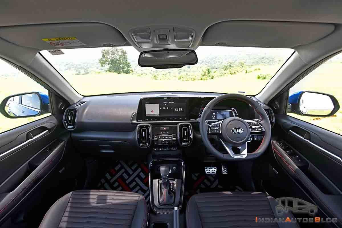 Kia Sonet 2021 tạo cơn sốt chưa từng có khiến Hyundai Venue và Nissan Magnite cũng phải ghen tỵ 3