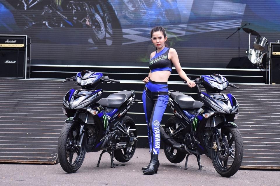Chọn Yamaha Exciter 155 hay Suzuki Raider trong tầm giá 50 triệu đồng? 4