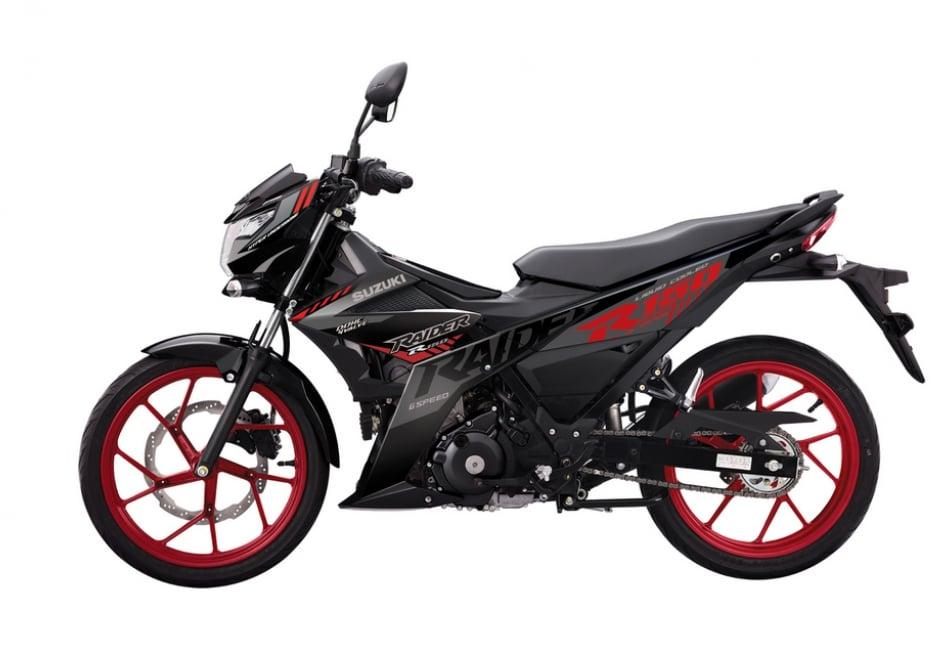 Chọn Yamaha Exciter 155 hay Suzuki Raider trong tầm giá 50 triệu đồng? 5