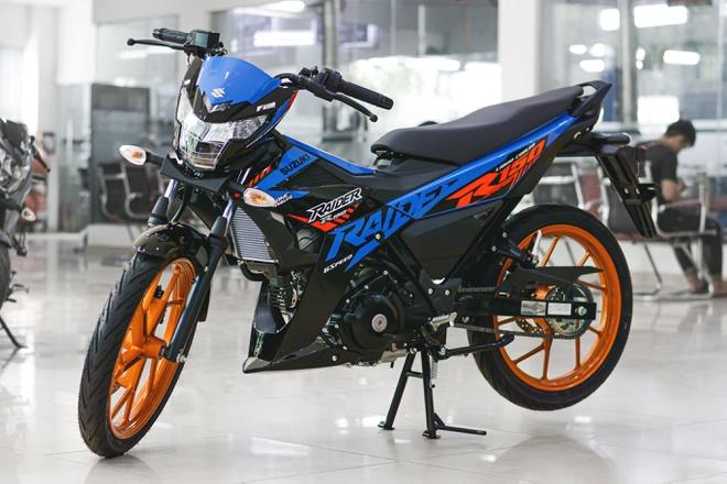 Chọn Yamaha Exciter 155 hay Suzuki Raider trong tầm giá 50 triệu đồng? 3