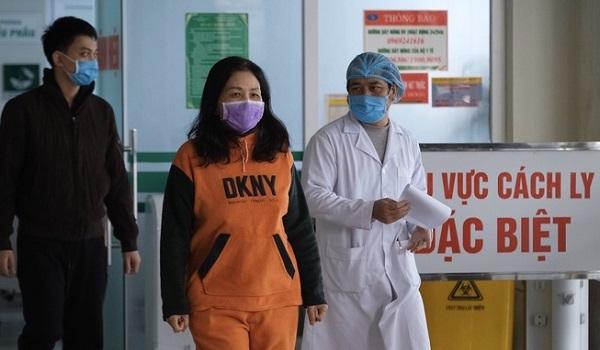 Tình trạng sức khỏe bệnh nhân nhiễm Covid-19 chưa xuất viện ở Việt Nam giờ ra sao? 1