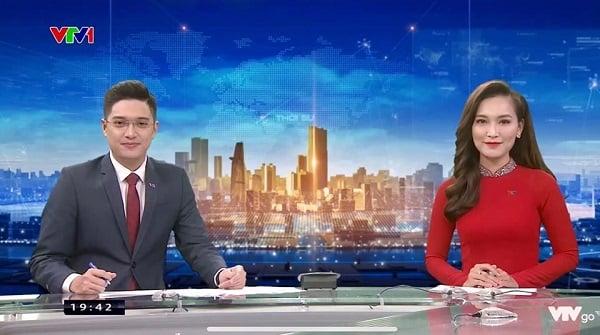 Soái ca VTV hot nhất bản tin Thời sự 19h là ai? 5