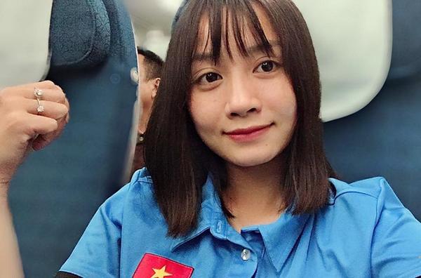 'Hot girl bóng đá' Hoàng Thị Loan lọt top 10 cầu thủ xinh đẹp nhất châu Á 1