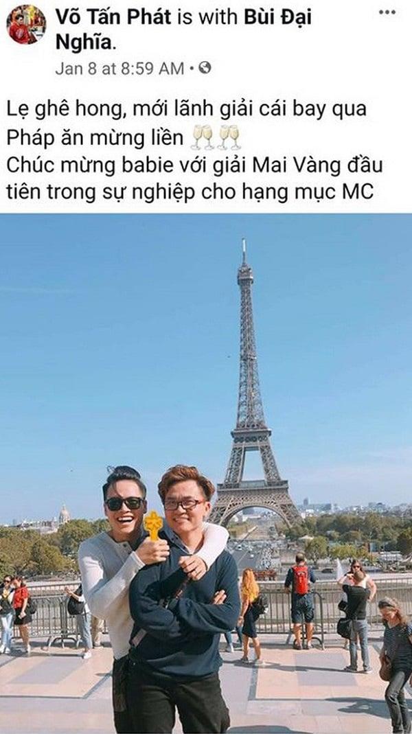 Chân dung bạn trai tin đồn kém 17 tuổi của MC Đại Nghĩa 4