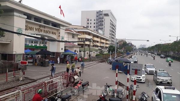 Bệnh viện Bạch Mai thành 'ổ dịch': Bộ Y tế lập tổ công tác hỗ trợ khẩn cấp 1