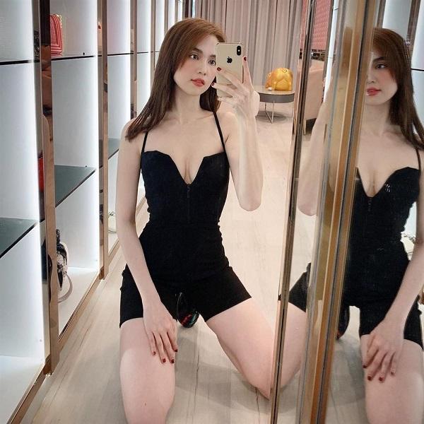 Ngọc Trinh thừa nhận không có tài cán, chỉ tin lời chiếc gương 2