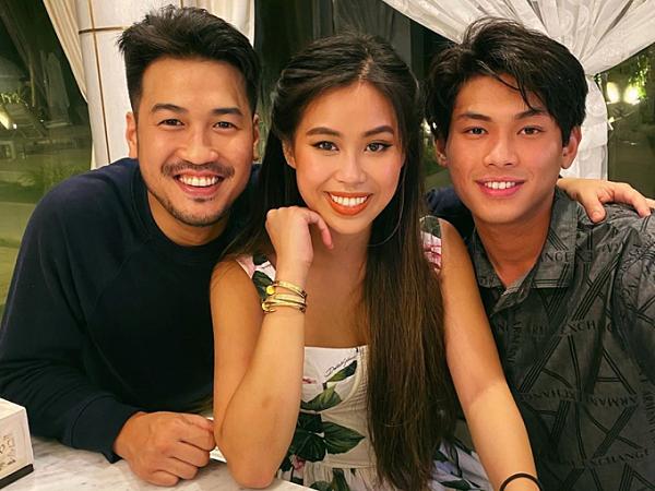 Em trai út nhà chồng Tăng Thanh Hà ngày càng điển trai, đĩnh đạc tuổi 21 6