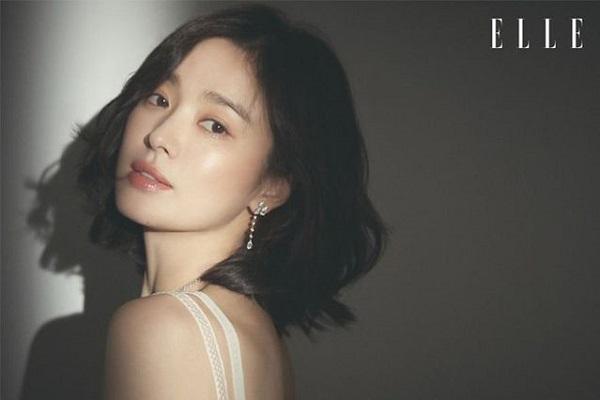 Song Hye Kyo đã 'mê hoặc' Song Joong Ki và cả tá nam thần chỉ bằng điều này 7